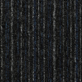 КОВРОВАЯ ПЛИТКА EVERESTLINE (ЭВЕРЕСТ ЛАЙН) 578 СИНИЙ-ЧЕРНЫЙ
